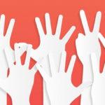 Konsens schaffen mit einer Hand